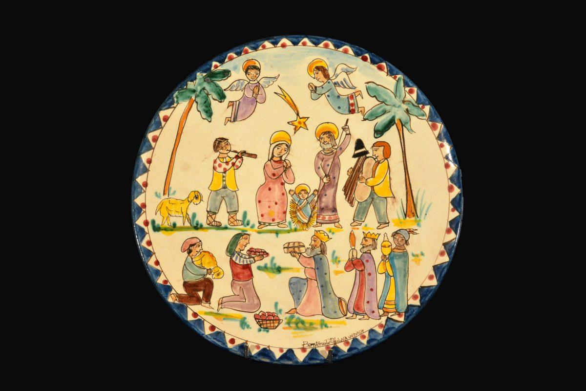 Benvenuti - Ceramica Vietri - Italia