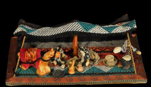 Tenda berbera - Marocco