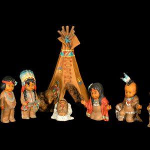 Tenda indiana - USA